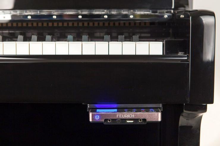 Bild 5: Feurich Silencer System für Klavier/Flügel