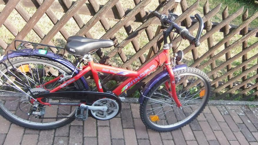 Kinderfahrrad 24 Zoll Winora 21 Gänge Versand - Kinderfahrräder - Bild 1