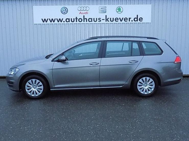 Bild 3: VW Golf Variant 1,2 TSI DSG Einparkhilfe Tempomat