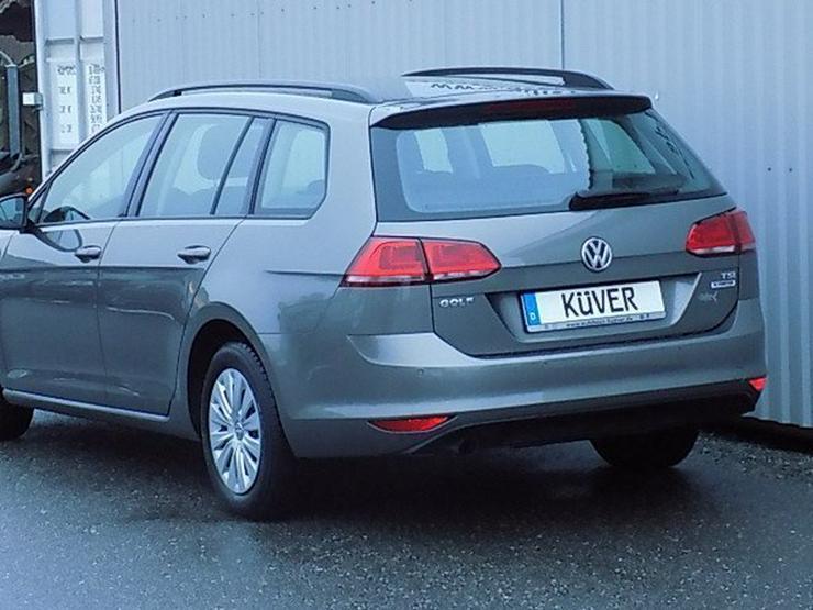 Bild 4: VW Golf Variant 1,2 TSI DSG Einparkhilfe Tempomat