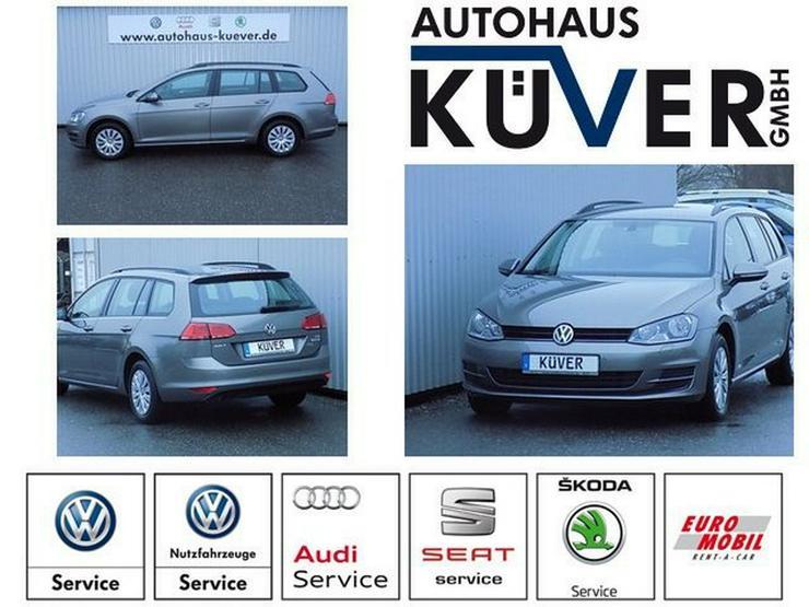 VW Golf Variant 1,2 TSI DSG Einparkhilfe Tempomat - Golf - Bild 1