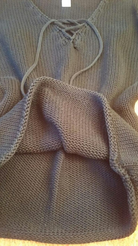 Bild 4: Damen Pullover strick figurbetont Gr.36/38