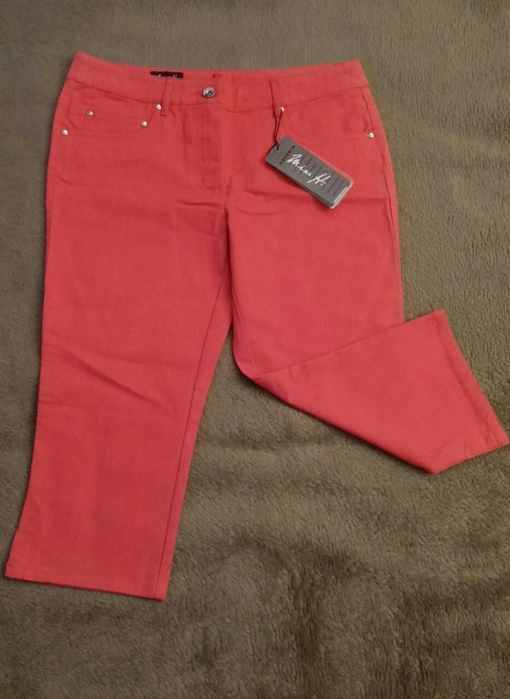 NEU Damen Hose Stiefel Jeans Hose Gr.36