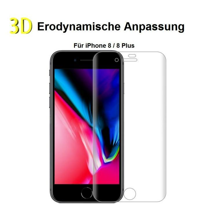 Bild 2: Displayschutz iPhone 8/ 8 plus komplett