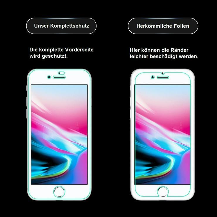 Bild 3: Displayschutz iPhone 8/ 8 plus komplett