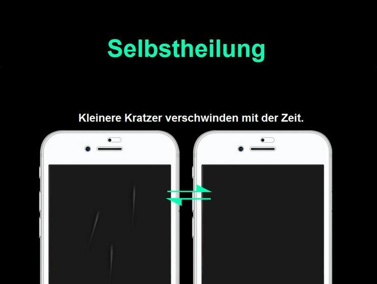 Bild 4: Displayschutz iPhone 8/ 8 plus komplett