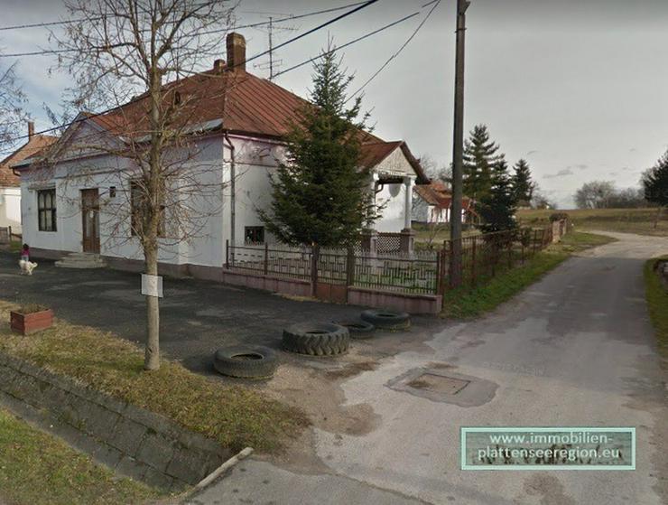 Haus,Ungarn, Balatonr. Grdst.1235 m2Nr. 60/55