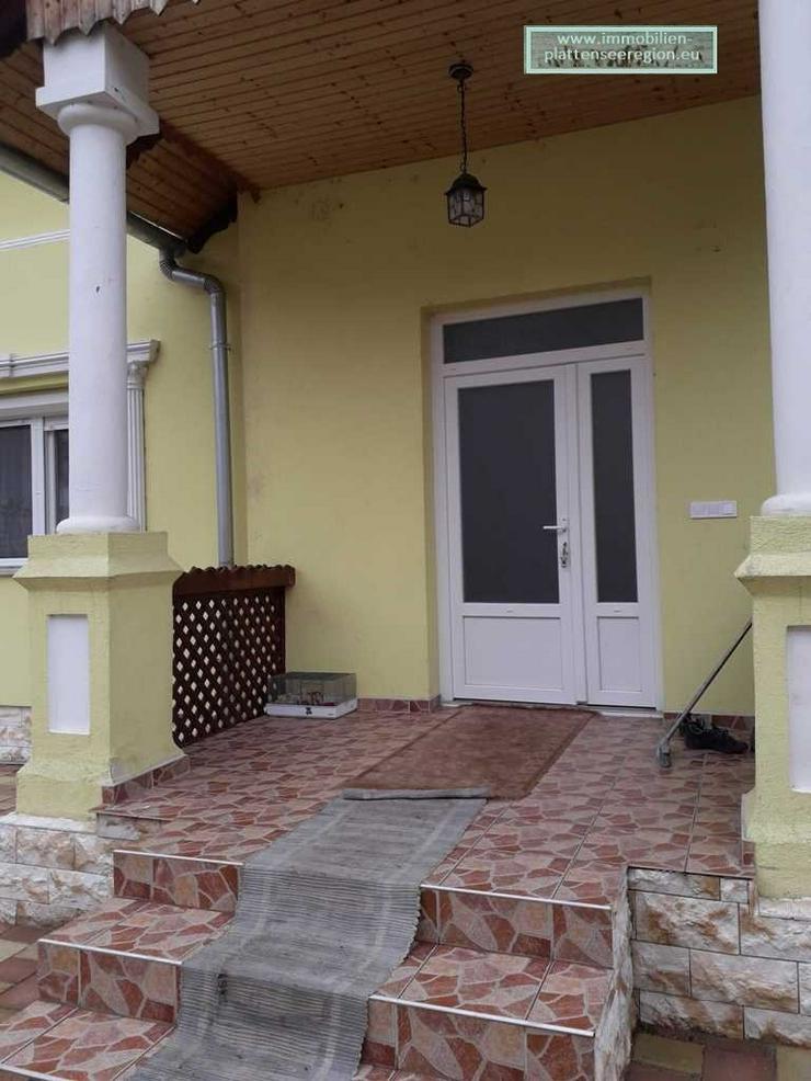 Bild 6: Haus,Ungarn, Balatonr. Grdst.1235 m2Nr. 60/55
