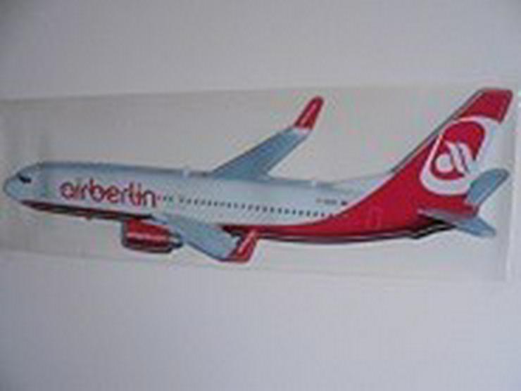 Air Berlin Flugzeug Aufkleber