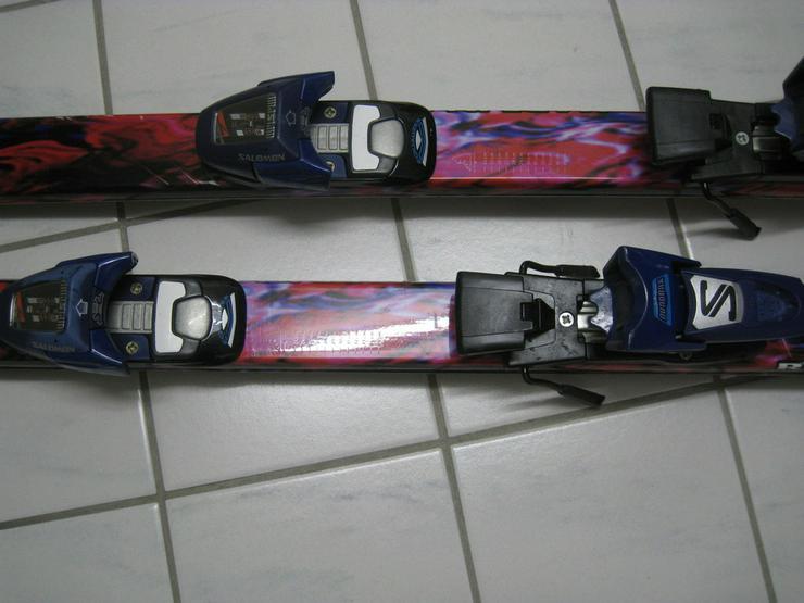 Bild 2: Ski gut erhalten zu verkaufen