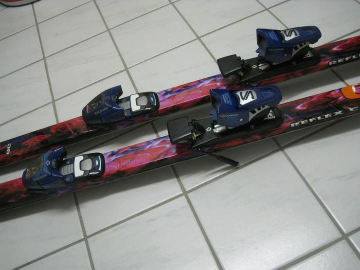 Bild 3: Ski gut erhalten zu verkaufen