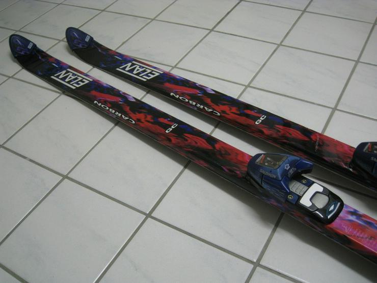 Bild 5: Ski gut erhalten zu verkaufen