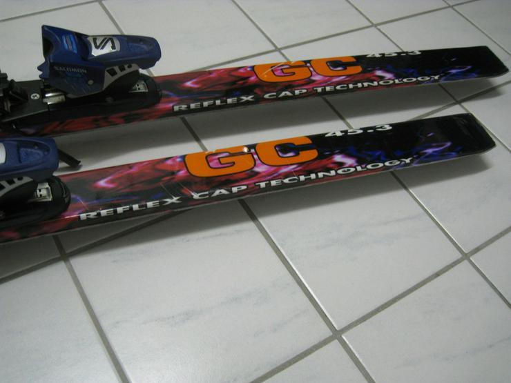 Bild 4: Ski gut erhalten zu verkaufen