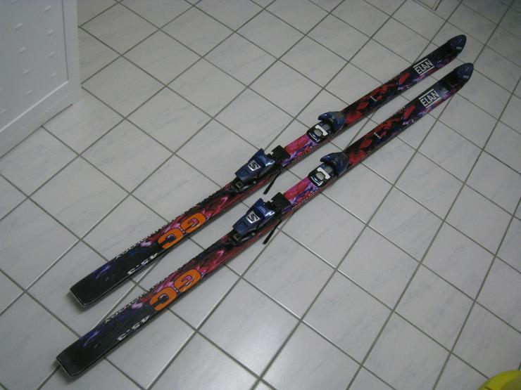 Ski gut erhalten zu verkaufen