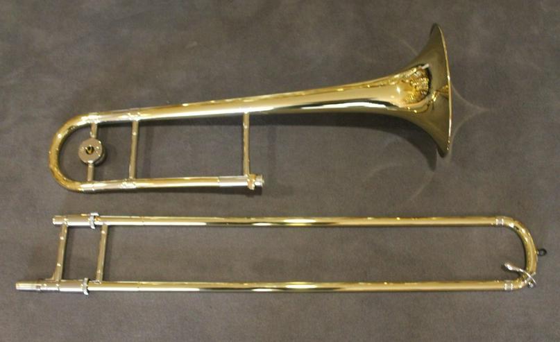 Courtois AC420T II - Challenger II Posaune - Blasinstrumente - Bild 1