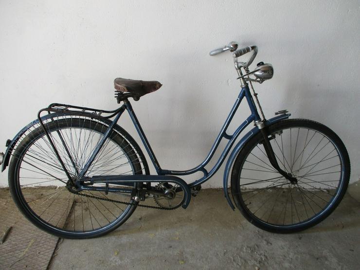 Oldtimerfahrrad Damenfahrrad von Vogt 28 Zoll - Citybikes, Hollandräder & Cruiser - Bild 1