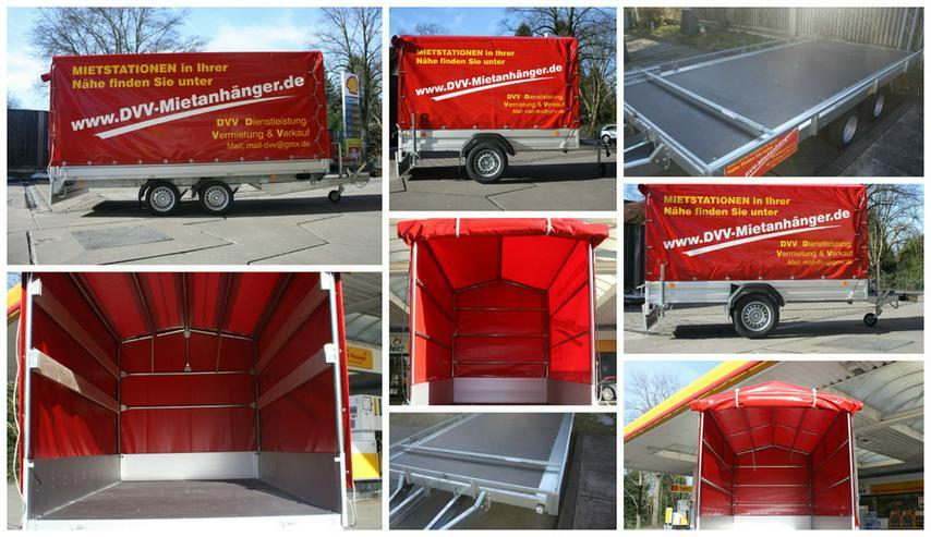 Bild 2: Autotrailer- Vermietung 2600 kg Trailer