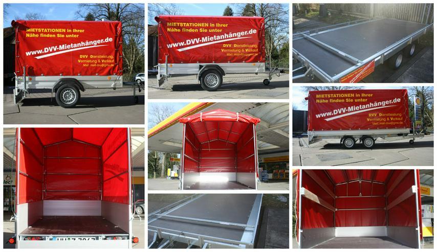 Bild 4: Autotrailer- Vermietung 2600 kg Trailer