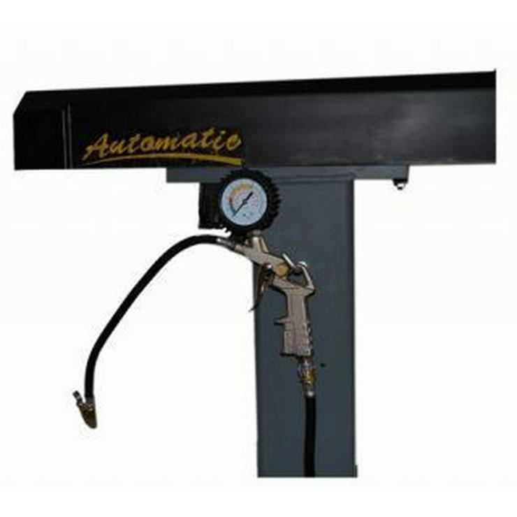 Bild 2: Alwo Montiermaschine T624 24 Zoll AUTOMATIK