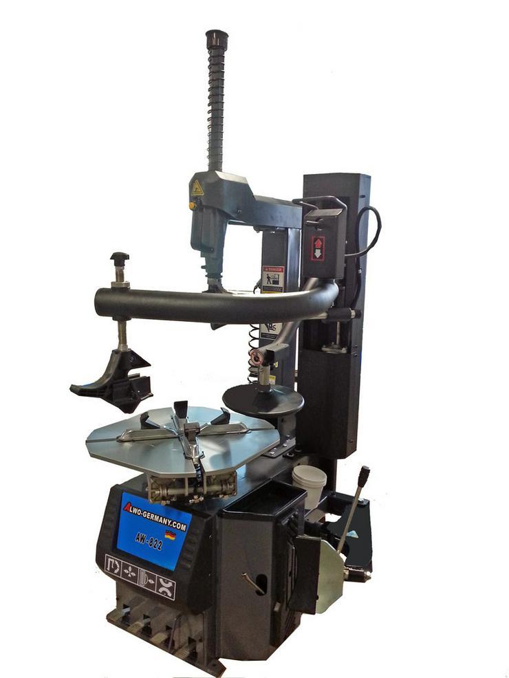 Alwo Montiermaschine AW-822  bis 24 Zoll - Bild 1