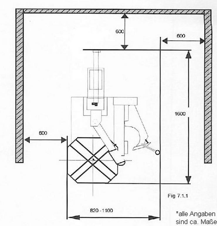 Bild 2: Alwo Montiermaschine AW-822  bis 24 Zoll