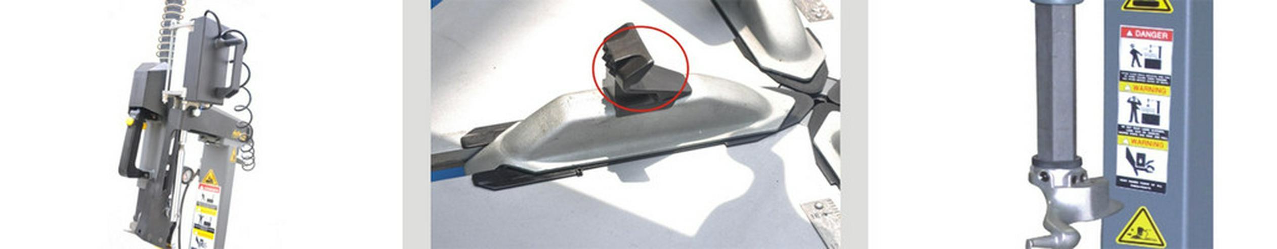 Bild 5: Alwo Montiermaschine T624RS bis 24 Zoll