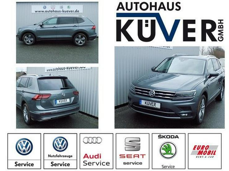VW Tiguan Allspace 1,4 TSI Highline DSG Pano AHK 7S - Tiguan - Bild 1