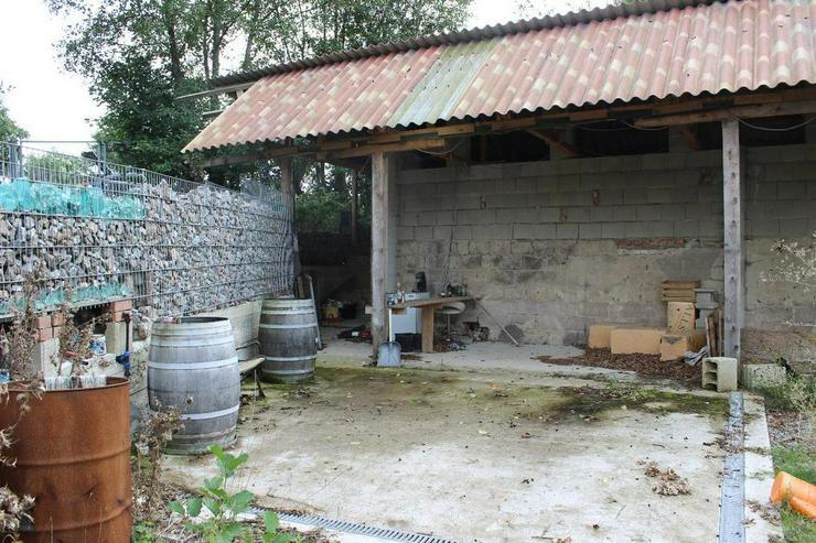 Bild 7: Einmalige Chance: Alleinlage mit Baurecht, Grundstück zur Pferdehaltung!