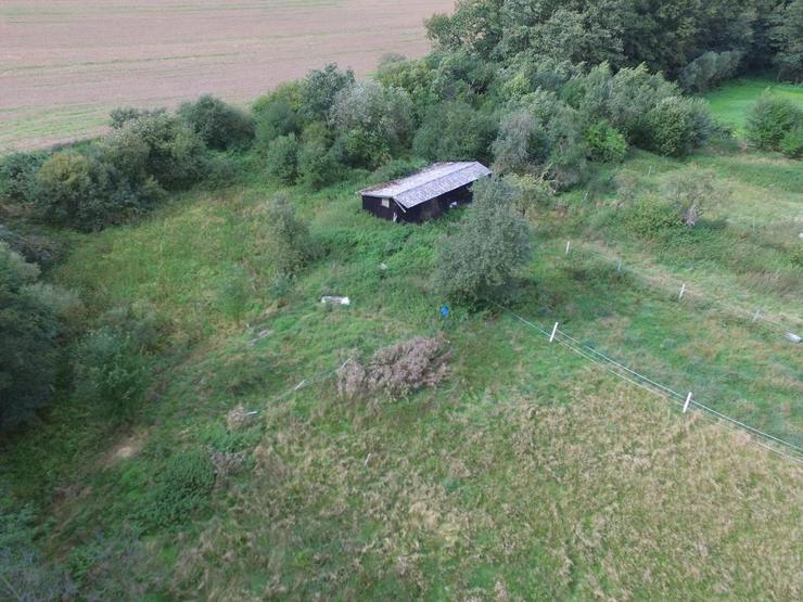Bild 4: Rarität - Grundstück zur Pferdehaltung. Alleinlage inkl. Baurecht- und Plan!