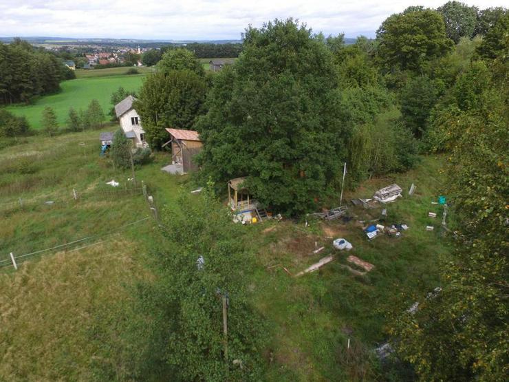 Bild 3: Einmalige Chance: Alleinlage mit Baurecht, Grundstück zur Pferdehaltung!