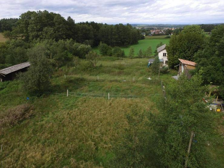 Bild 1: Einmalige Chance: Alleinlage mit Baurecht, Grundstück zur Pferdehaltung!