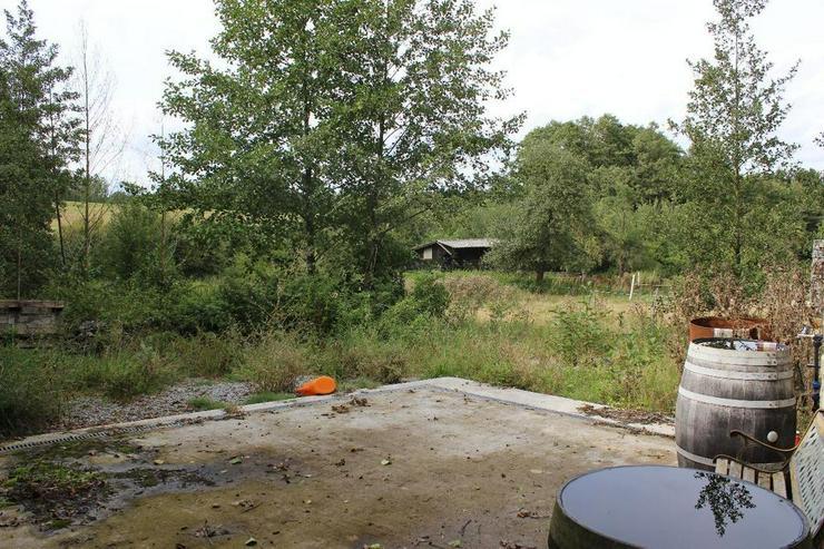 Bild 6: Einmalige Chance: Alleinlage mit Baurecht, Grundstück zur Pferdehaltung!