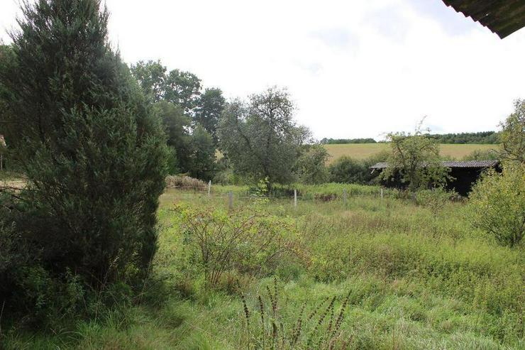 Bild 5: Einmalige Chance: Alleinlage mit Baurecht, Grundstück zur Pferdehaltung!