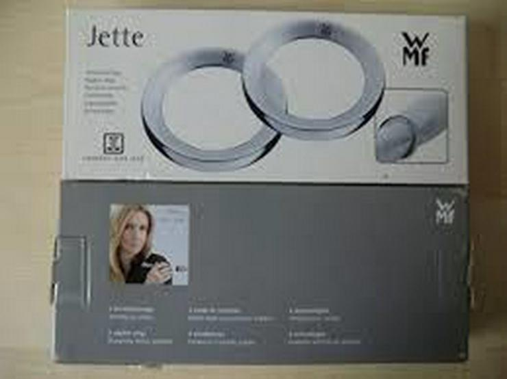 Bild 3: WMF Serviettenring 4 Stück Jette
