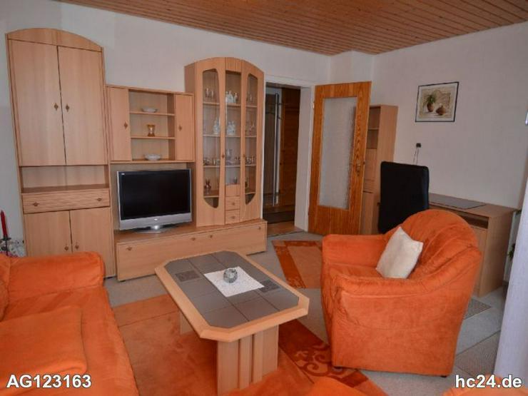 Bild 2: Schöne möblierte 2 Zimmer-Wohnung mit Balkon in Wyhlen