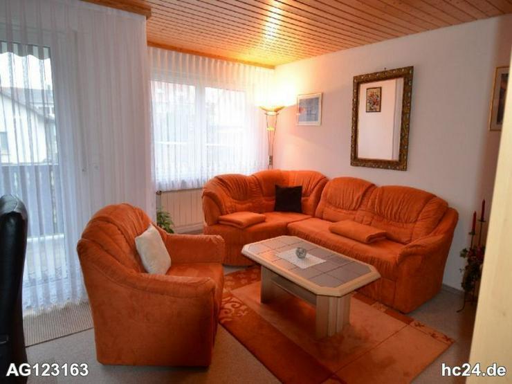 Bild 1: Schöne möblierte 2 Zimmer-Wohnung mit Balkon in Wyhlen