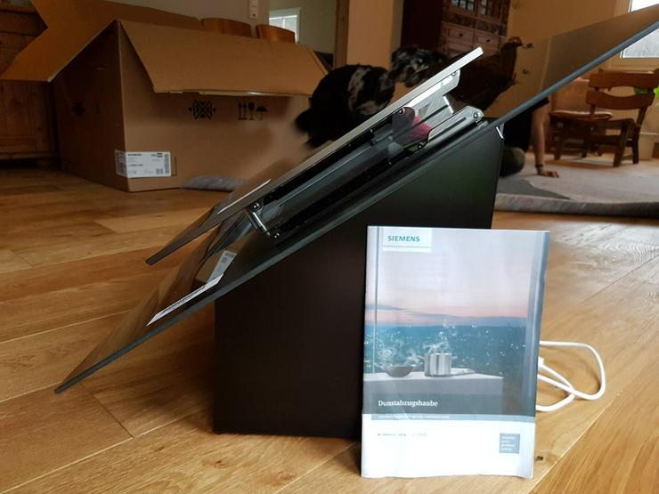 Bild 6: Siemens Dunstabzug-Schrägesse IQ500 LC98KLP