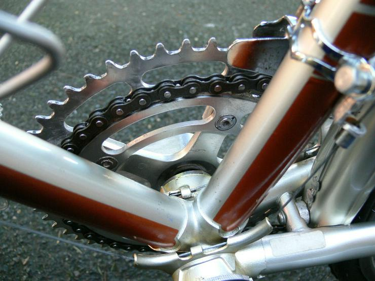 Bild 13: Straßenrennrad von MOTOBECANE , 10 Gang