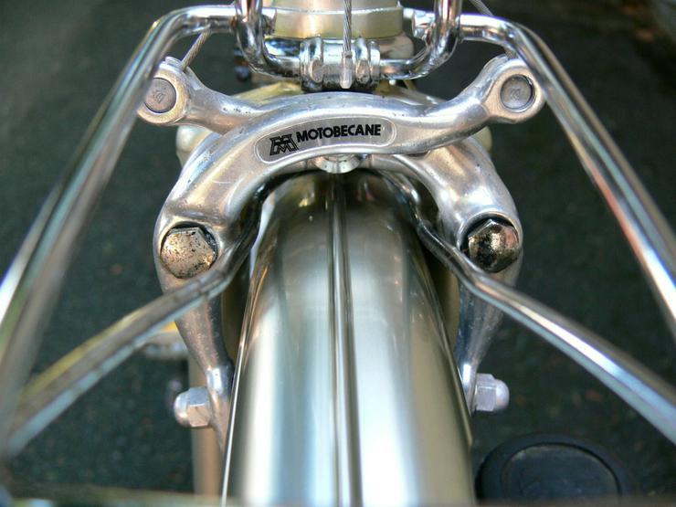 Bild 16: Straßenrennrad von MOTOBECANE , 10 Gang