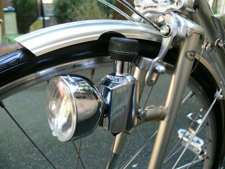 Bild 18: Straßenrennrad von MOTOBECANE , 10 Gang