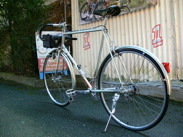 Straßenrennrad von MOTOBECANE , 10 Gang - Rennräder & Triathlonräder - Bild 4