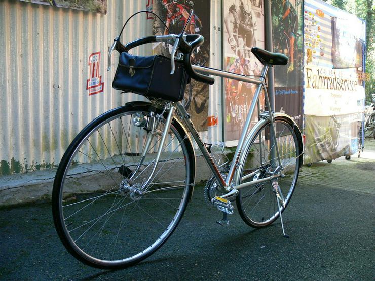 Bild 5: Straßenrennrad von MOTOBECANE , 10 Gang
