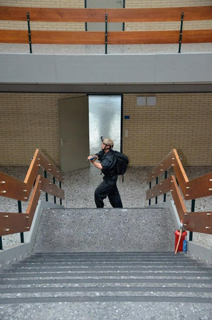 Bild 5: Grundausbildung Sicherheitskraft