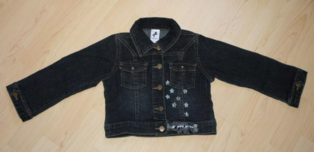 C&A Kinder Jeansjacke dunkelblau Mädchen 98 NEU