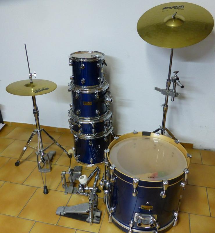 Magix Drummset für Anfänger und Fortgeschritte