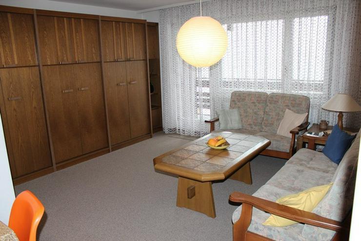TSCHAL, gemütliche 2.5-Zimmerwohnung mit Balkon