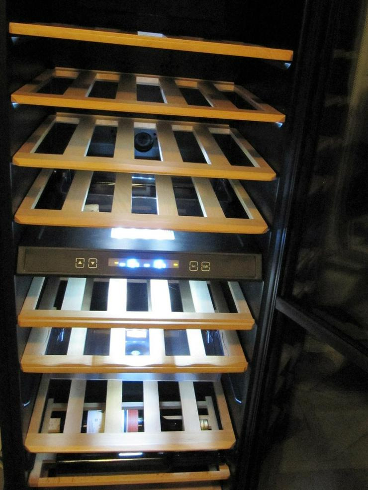Bild 4: Weinklimaschrank Haier WS49 GDB neuwertig