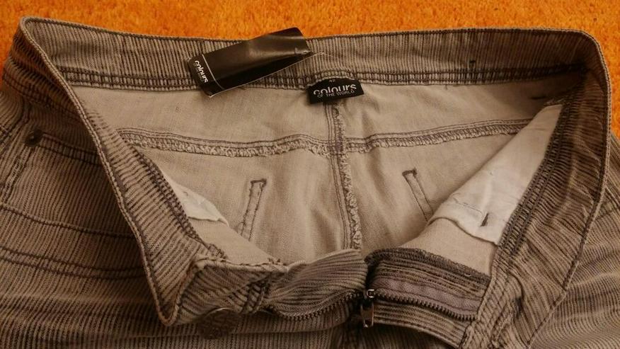 Bild 2: NEU Damen Hose Verwaschener Optik Gr.42