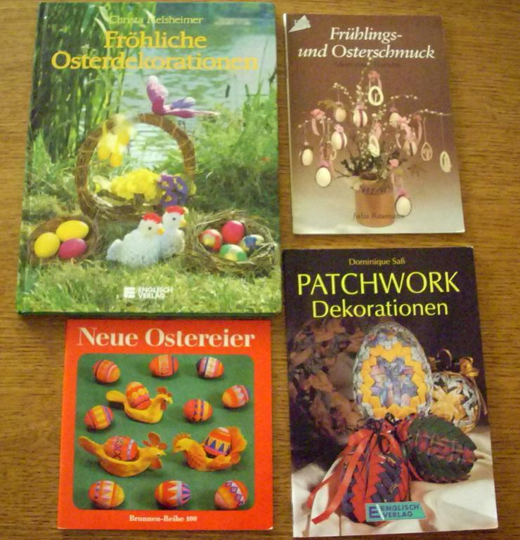 Bastelbücher für das Osterfest
