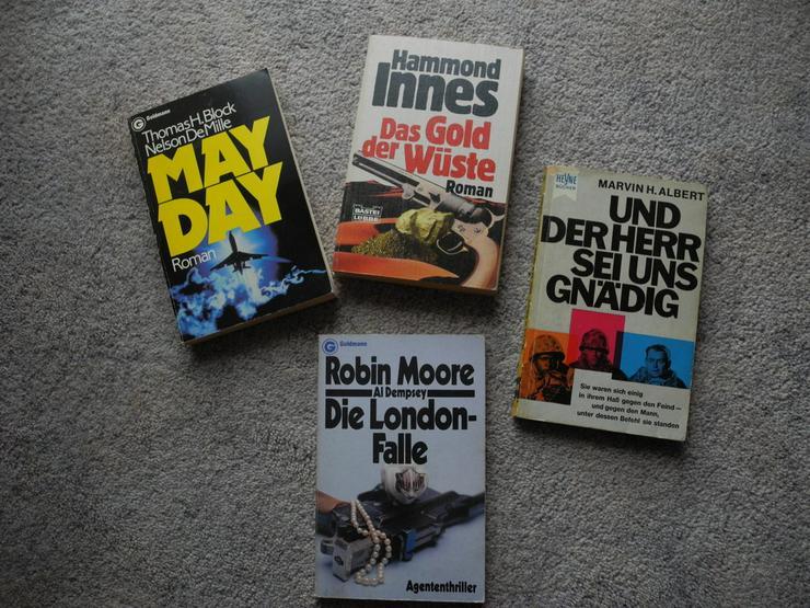 Robin Moore - Roman - Romane, Biografien, Sagen usw. - Bild 1
